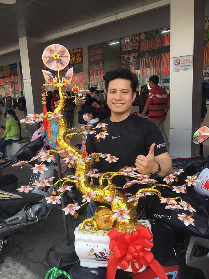 Cây Tài Lộc Hoa Phật