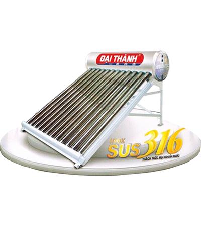 Máy nước nóng năng lượng 210 lit Vigo phi 70