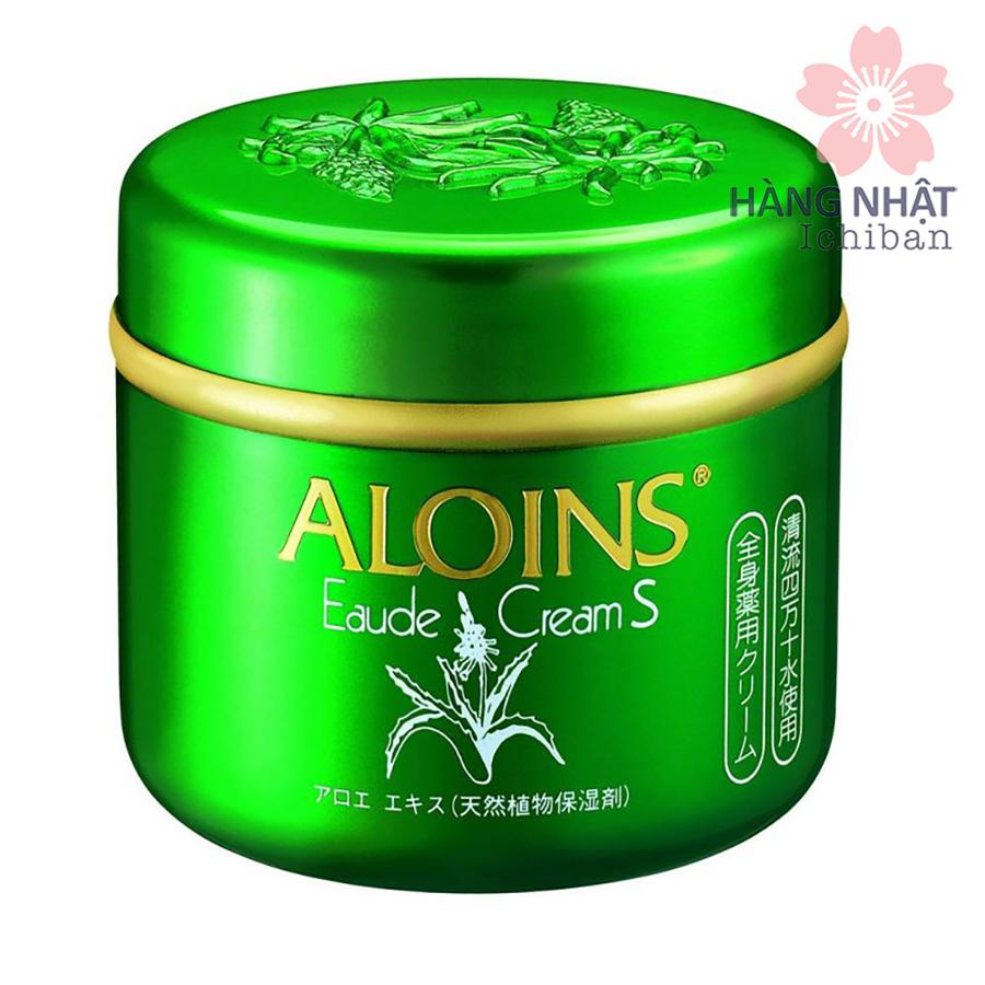 Kem dưỡng da toàn thân Aloins Eaude Cream S