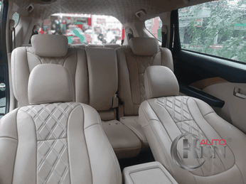 Cập nhật bảng giá dịch vụ boc ghe xe oto của KenAuto 2020