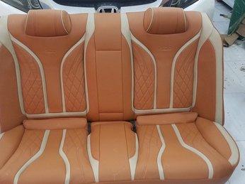Bọc ghế da Honda City – Cải tạo mạnh mẽ nội thất xe hơi