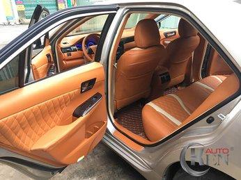Combo đổi màu nội thất ô tô đơn giản trong 1 nốt nhạc
