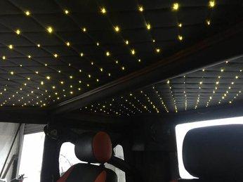 Bật mí 3 lý do khách hàng cực kỳ yêu thích bọc trần ánh sao ô tô
