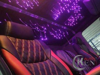 Những lý do vì sao kỹ thuật gắn đèn led trần xe ô tô được yêu thích