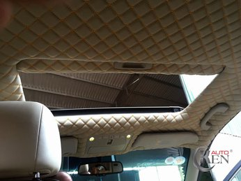 Bọc trần nỉ ô tô có tốt không? Trần nỉ oto có an toàn cho xe?