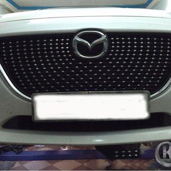 Mặt nạ Galang sao rơi Mazda 3