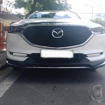 Bộ ốp cản trước - sau Mazda CX5
