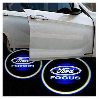 Đèn chiếu logo theo xe
