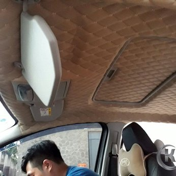 Ốp trần 5D xe hơi LEXUS