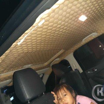 Ốp trần 5D xe hơi MAZDA