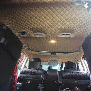 Ốp trần 5D xe hơi BMW