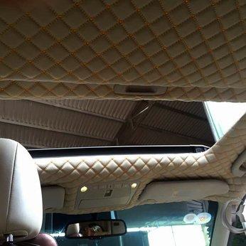 Ốp trần 5D xe hơi MERCEDES