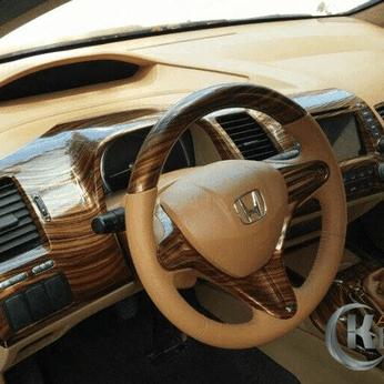 Sơn vân gỗ nội thất