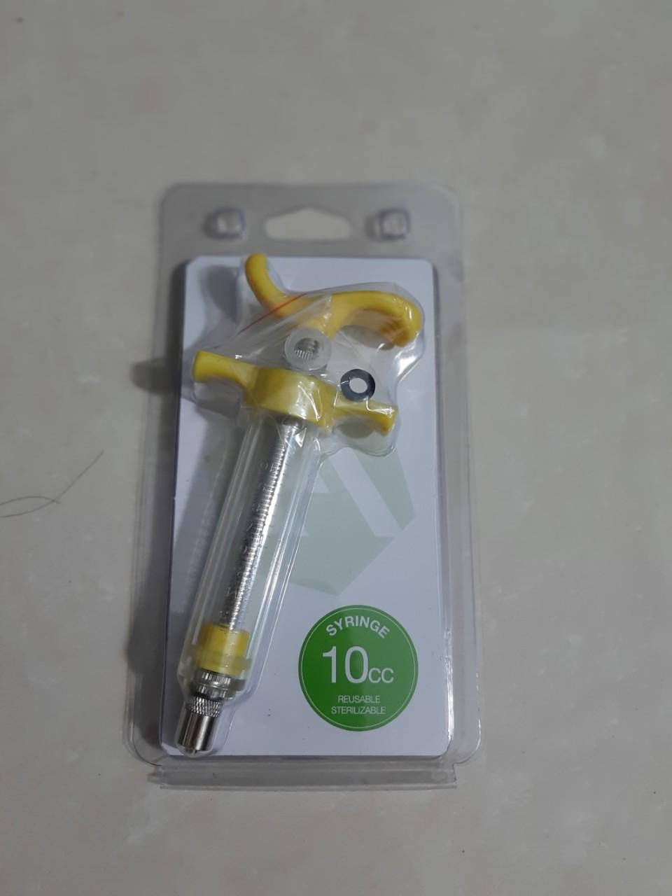 Xi lanh nhựa TPX 10 ml