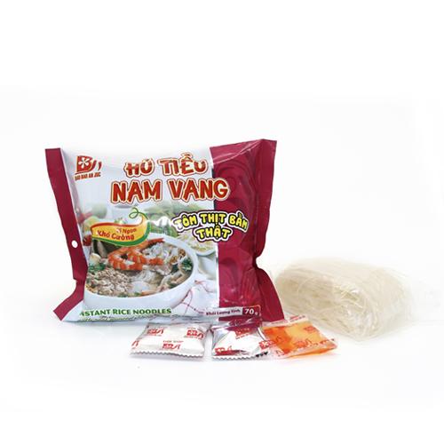 Hủ tiếu Nam Vang tôm thịt thật
