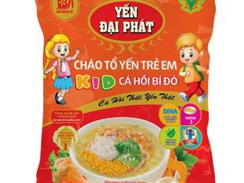 Cá hồi: Siêu thực phẩm dinh dưỡng dành cho trẻ nhỏ