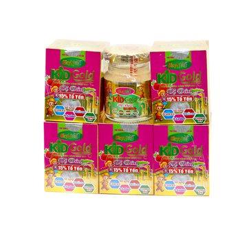 LỐC 5 TẶNG 1 - Thực phẩm bổ sung Nước yến sào SkyNest Kid Gold vị dâu cho trẻ nhỏ - lọ 70ml