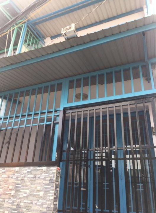 Bán nhà quận 7 hẻm 1206 huỳnh tấn phát, 3.4m x 8.71m, 1T - 1L chỉ 2ty050
