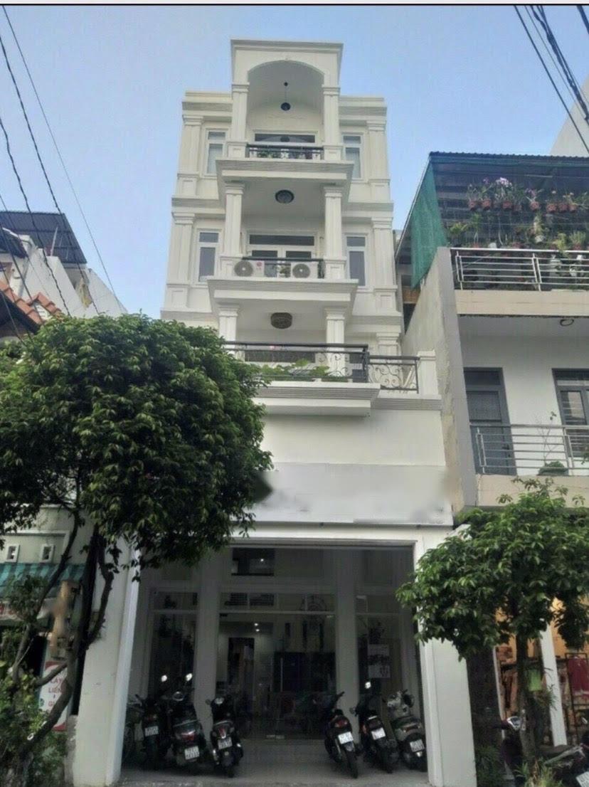 Nhà 4T mặt tiềng đường 79, tân Quy 5.7m x 20m