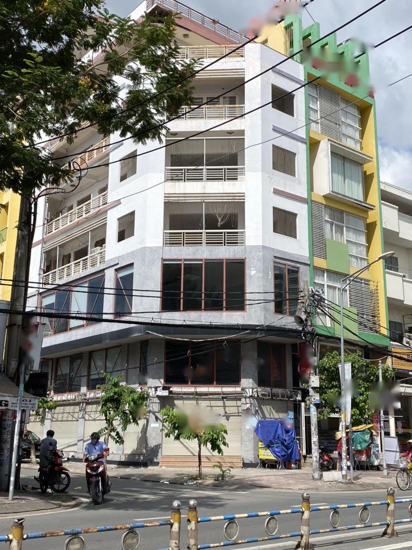 Tòa nhà 7T mt nguyễn thị thập, tân phong 6m x 18m nở hậu 9m