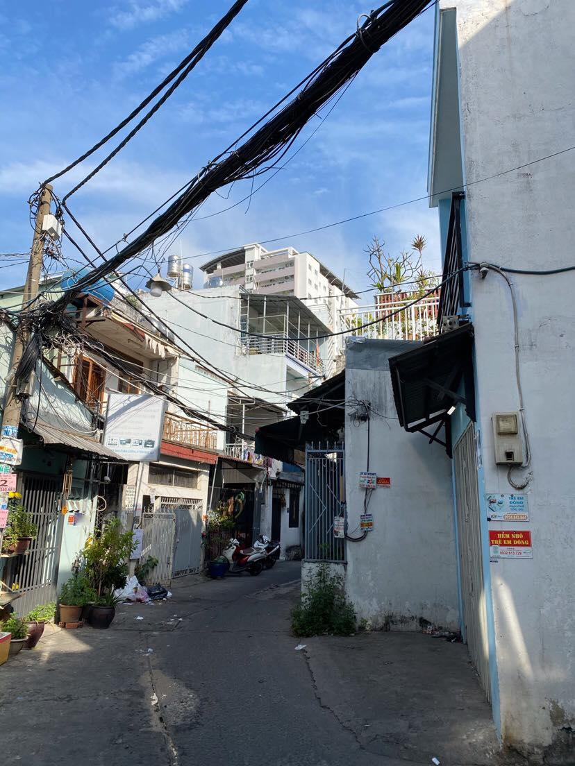 Nhà 1L hẻm 271 Lê văn Lương, 4m x 12m -  4 tỷ