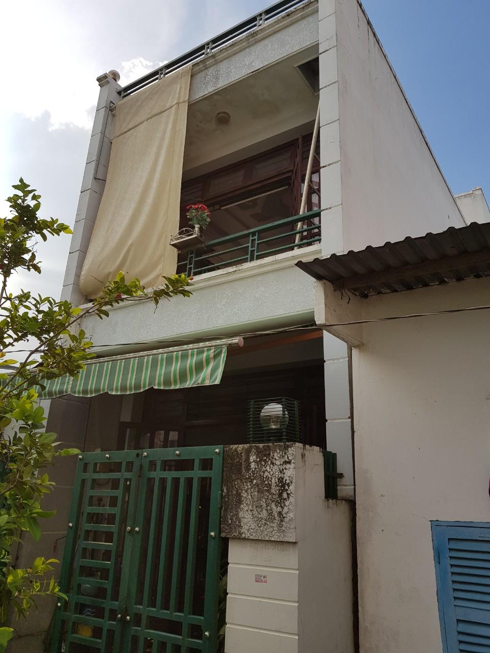 Bán nhà hẻm 1027 huỳnh tấn phát , 4.2m x 11.5m , 50,59 m2 ,1 trệt 1 lầu chỉ 3 tỷ 4