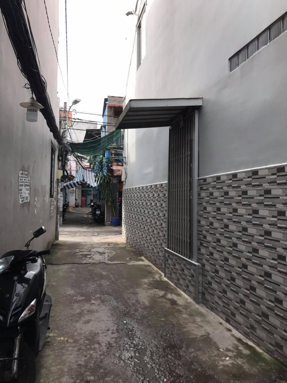 Bán nhà Q7 Lê Văn Lương, 2.9m x 6.8m chỉ 1.6 tỷ