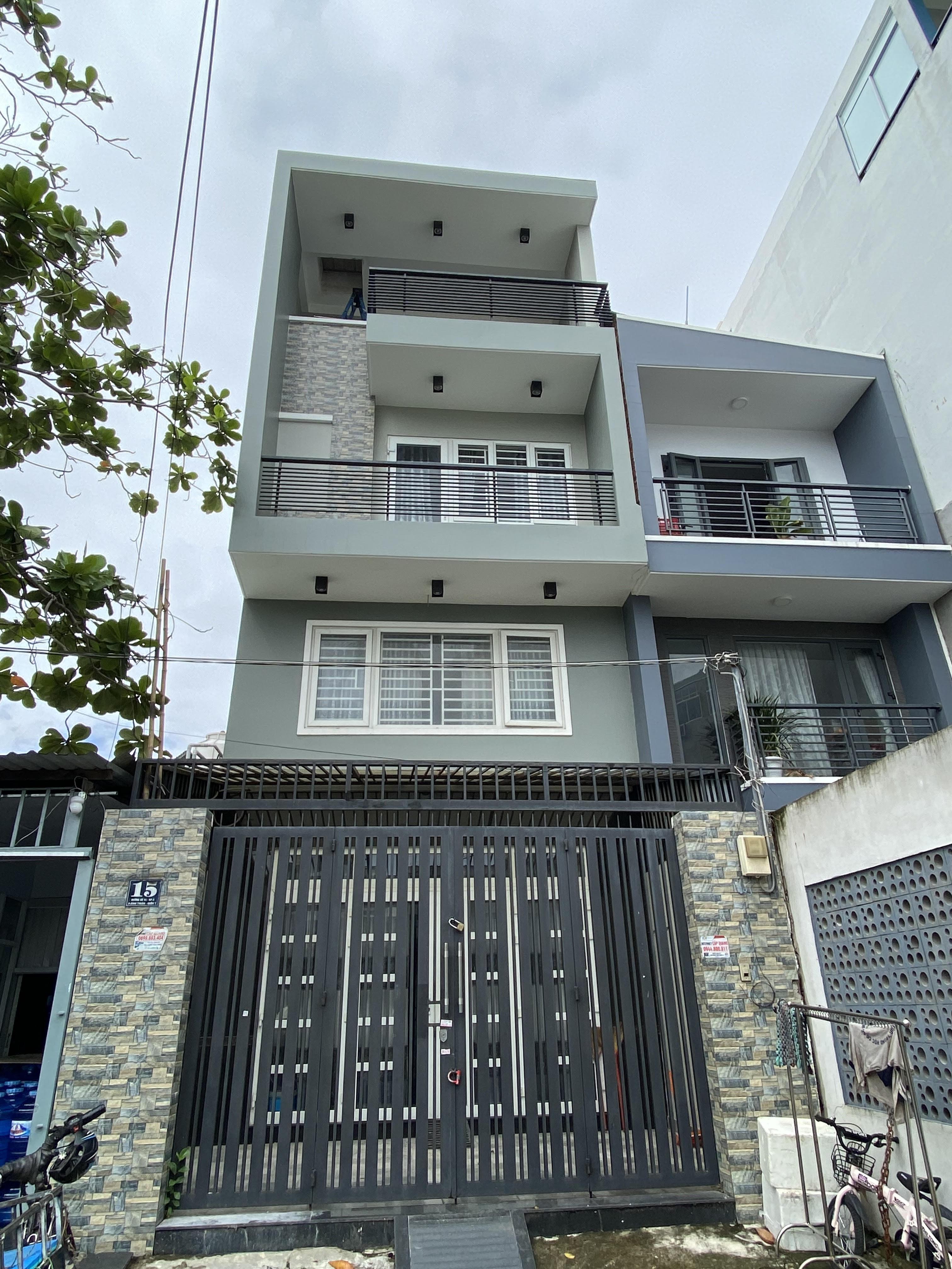 Bán nhà Q7 hẻm 30 Lâm Văn Bền, 5m x 15m, chỉ 6.7 tỷ