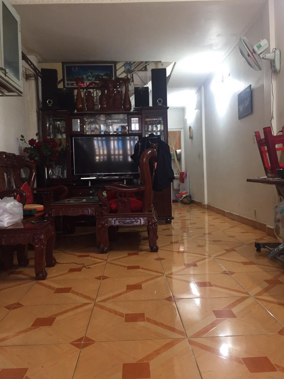 Bán nhà Q7 hẻm 95 Lê Văn Lương, Tân kiểng 46.9m2 chỉ 4 tỷ