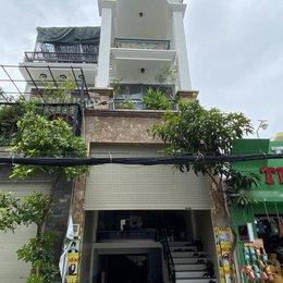 Nhà 5T hẻm 502 Huỳnh Tấn Phát , 4.2m x 20m