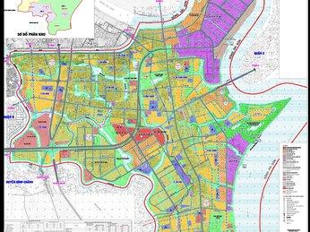 Bản đồ quy hoạch quận 7 chi tiết năm 2019 - 2020