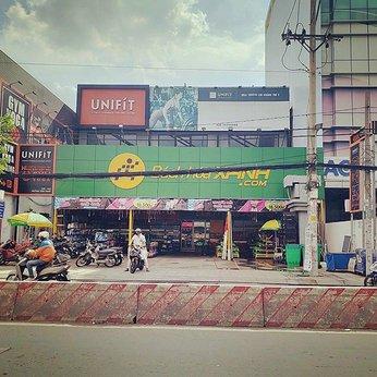 Nhà mt Huỳnh Tấn Phát , Bình Thuận 25m x 50m