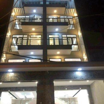 Nhà 5T mặt tiền đường số tân kiểng, 4.6m x 16m