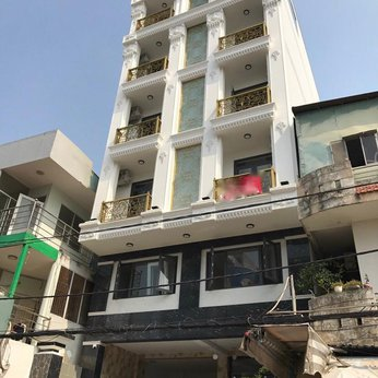 Bán tòa căn hộ dịch vụ mt đường 37 tân quy 7.5m x 19.2m doanh thu sinh lời