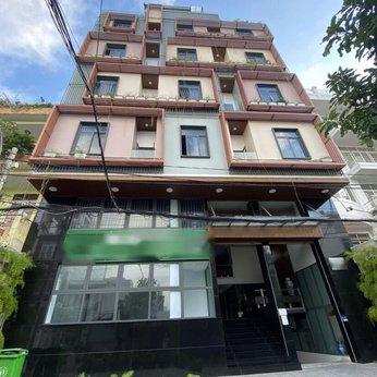 Tòa nhà 6T - 70 căn hộ MT đường 45 , tân quy, 14m x 20m