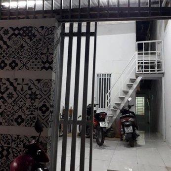 Bán nhà quận 7 hẻm 1206 Huỳnh Tấn Phát, 5.15m x 18.68m với 8 phòng trọ chỉ 6 ty 1