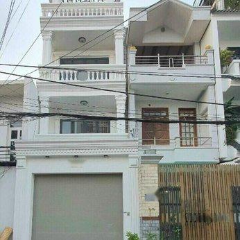 Nhà 4T mặt tiền đường 43 tân quy, 4m x18m