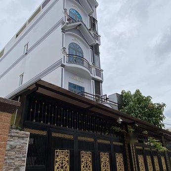 Nhà 20 căn hộ hẻm XH nguyễn thị thập ,4.5m x23.5m