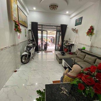 Nhà 2L hẻm 30 Lâm Văn Bền, 4.2m x 18.5m -  6 tỷ 5