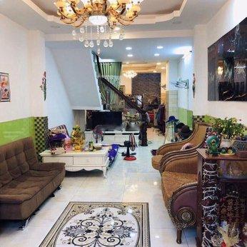 Nhà 2T hxh Lê Văn Lương, Tân Hưng, 3.98m x 16m