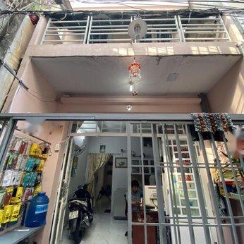 Nhà 2T 1 sẹc đường 15, tân quy, 3.5m x 12m