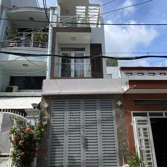 Nhà 3T mặt tiền đường 33 tân kiểng , 3.5m x20m