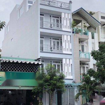 Nhà 5T mt khu Nam Long trần trọng cung - 5m x 26m