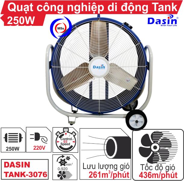 Quạt công nghiệp TANK-3076