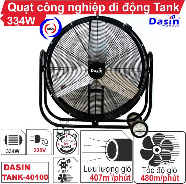 Quạt công nghiệp TANK-40100