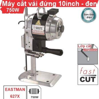 Máy cắt vải đứng 10 inch EASTMAN 627X đen (vỏ sơn tĩnh điện)