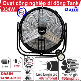 Quạt công nghiệp di động Tank-40100