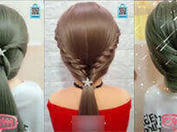 Hướng dẫn làm kiểu tóc đẹp #13