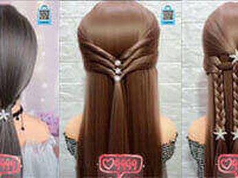 Hướng dẫn làm kiểu tóc đẹp #2