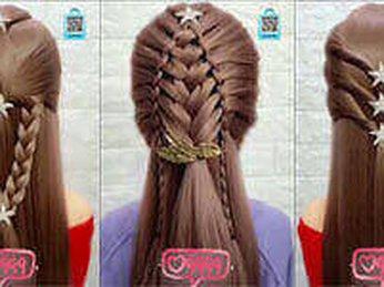Hướng dẫn làm kiểu tóc đẹp #3